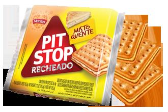 Pit Stop Recheado